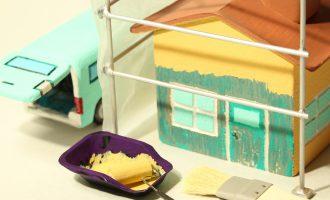 外壁の汚れを綺麗に洗浄する清掃方法